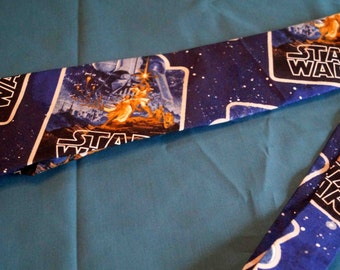 Star Wars/Star Trek/Marvel/DC/DR.Who/Avengers Ties made to order!