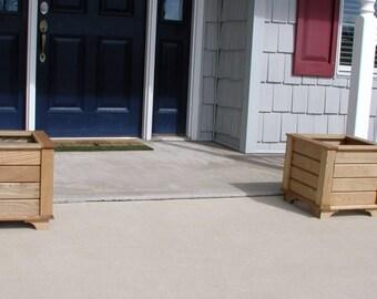 Outside Planter Box