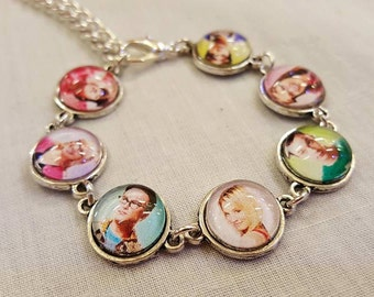 Big Bang Theory image bracelet