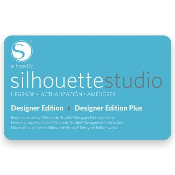 How To Upgrade To Silhouette Studio Designer Edition