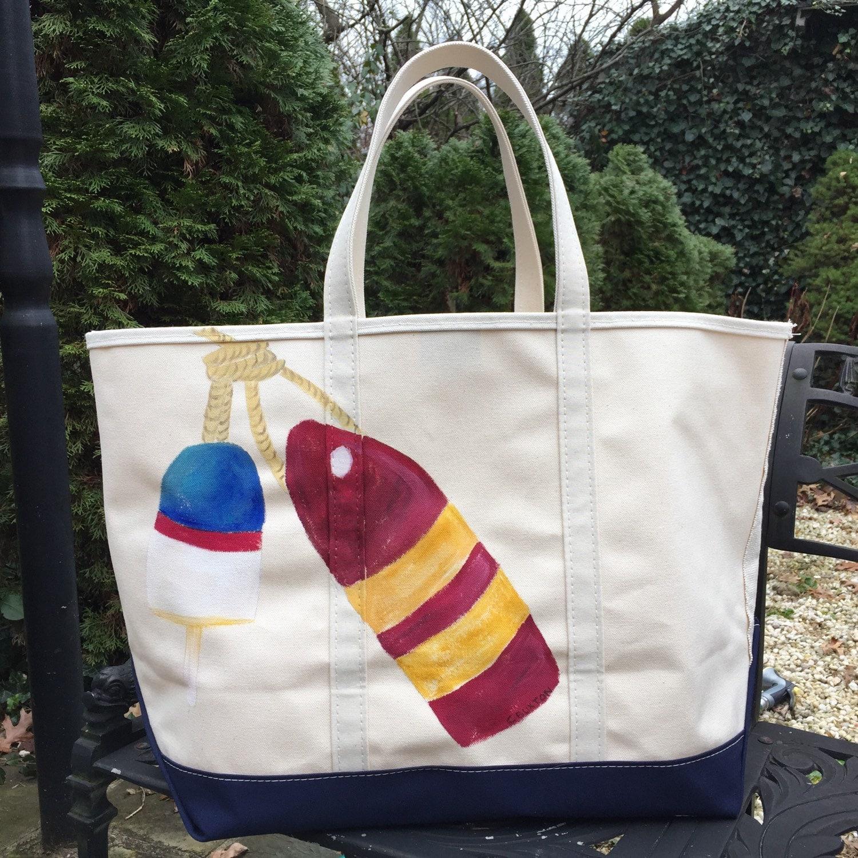 XL tote bag, beach tote, bouy tote, beach bag, tennis tote, home ...
