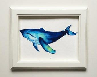 Original Blue Whale