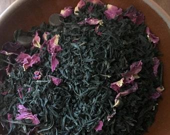 Chocolate Rose Earl Grey Tea