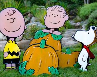 The Great Pumkin - Peanuts Halloween