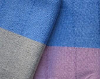 TURKISH TOWEL - Handwoven Bath Towel,  Body Towel, Yoga Towel, Cotton Towel, Hammam Peshtemal, Turkish Blanket, Turkish Towel Beach 020