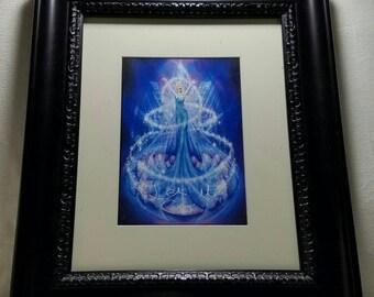 Let It Go - Elsa (Sketched) Twirling
