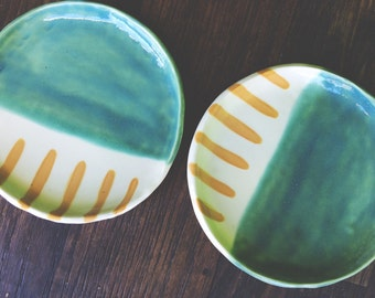 Medium Plate Set
