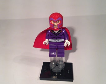 Lego Necklace Magneto Pendant Xmen