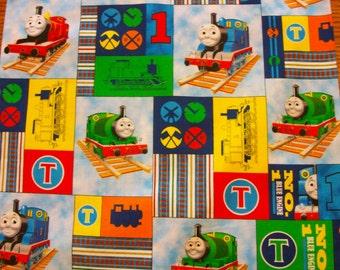 """THOMAS The TRAIN PILLOWCASE Toddler/Travel Size 14"""" X 20"""""""