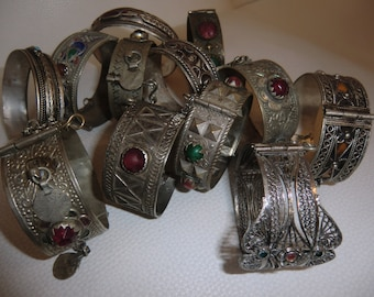Bracelets Berber (Morocco)