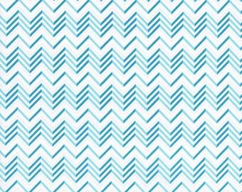 RJR Fabrics - Lovebirds Chevron #2295