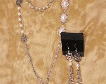 Necklace and Earring Set - Item No. 27