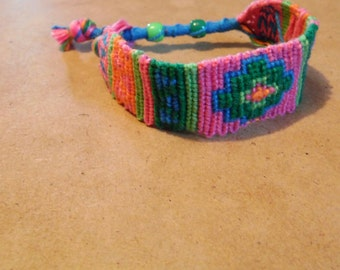 Aztec bracelet 2.0