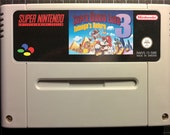 Super Mario Land 3: Tatanga's Return Fanmade game for Super Nintendo SNES