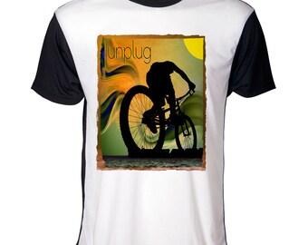 Biking Unplug
