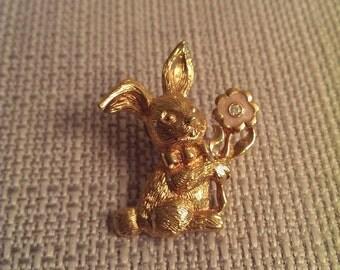 On Sale Little Bunny Brooch
