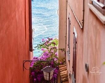 Positano Photography, Italy Photography, Canvas Print, Italy Photography, Travel Photography, Wall Art, Home Decor, Office Decor