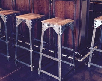 Steampunk Furniture Etsy