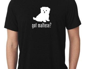 Got Maltese T-Shirt puppy v2 T140