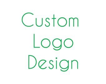 Custom Logo Design, OOAK Logo, Unique Logo