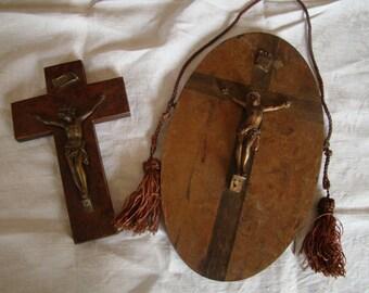 Lot of religious cross