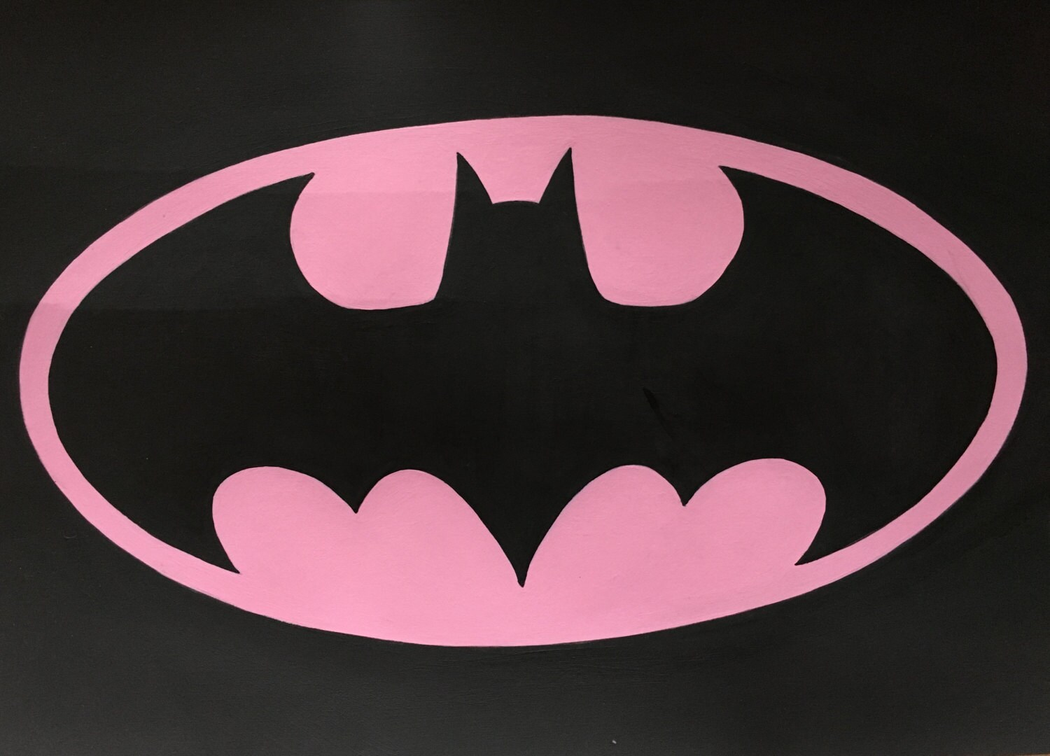 static pink batman - photo #11