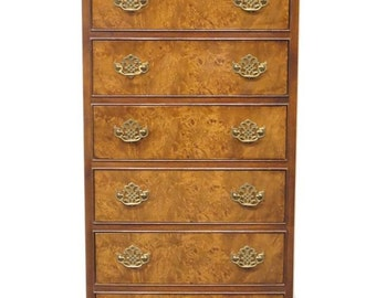 """HICKORY American Masterpiece 22"""" Mahogany Lingerie Chest 760-72"""