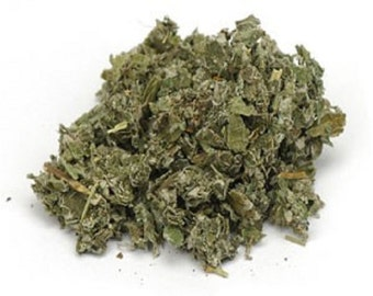 Red Raspberry Leaves c/s, Wildcrafted 1 Pound (lb) 16 oz