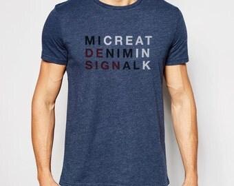 Minimal Design T-Shirt by Creatink