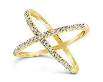 Smaller Cross Ring