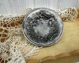 Pewter Pin Dish