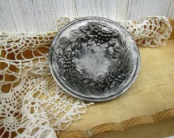 Pewter Pin Dish