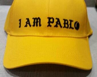 I am Pablo Hat
