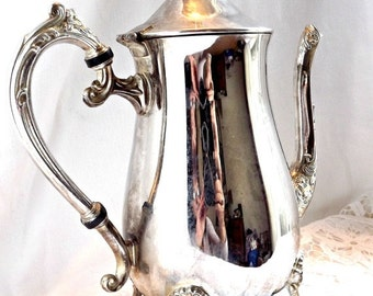 Items Similar To Vintage Forbes S P Co Silver Plated