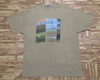 PAT METHENY GROUP World Tour Tshirt
