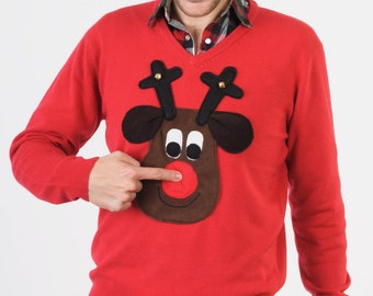 Christmas gift guide etsy for Tacky t shirt ideas