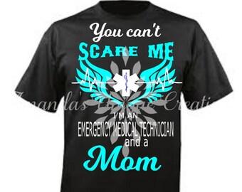 EMT Mom SVG File