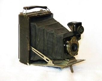 Folding Camera, Bellows Camera, Kodak Premoette Junior No. 1 Camera