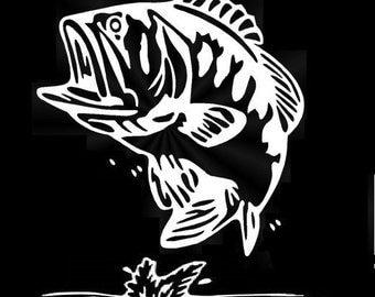 Fish Decal
