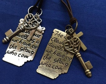 Shakespeare Necklace