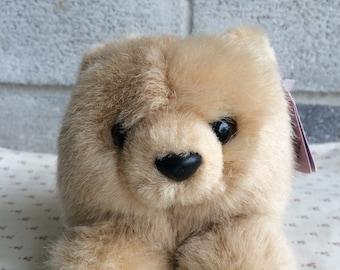 Honey bear Puffkins, Puffkins beanie baby
