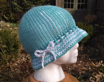 CROCHET PATTERN: Sensible Hat (Cro-Hook)