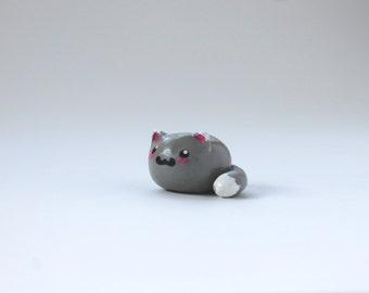 Polymer Clay Kitty