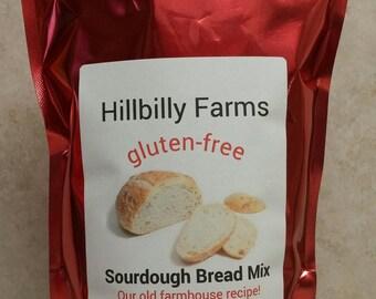 Sourdough Gluten-free Bread Mix