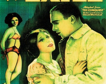 The Exile Movie Poster Oscar Micheaux (1931)