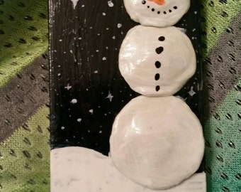 Snowman iphone 5/5s case