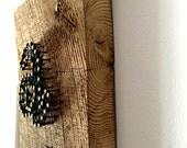 Reclaimed wood, Letter wall art, living room wall art, bedroom wall art, bathroom wall art, dining room wall art, entry way wall art, bridal