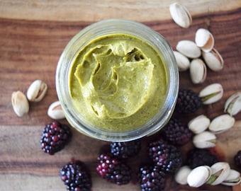 Organic, Stone Ground, Raw Pistachio Butter - Free Shipping