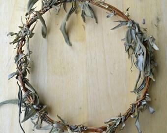 Wedding Head Wreath- Basic