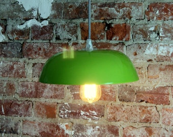 Bamboo lamp, hanging lamp, 30% off sale!